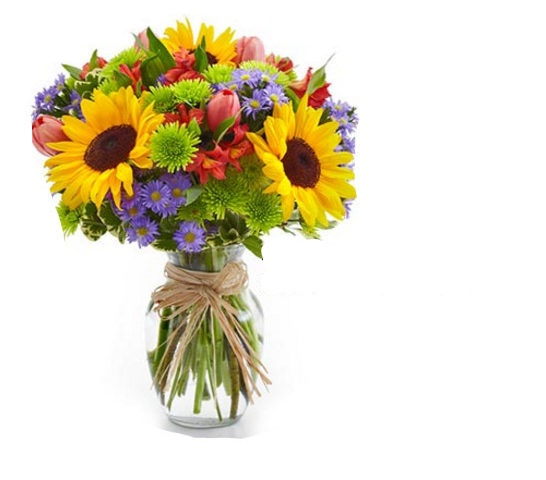 Sunflower mix $55.00 and up